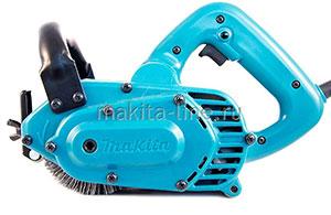 Щеточные шлифмашины Makita: эффективная и аккуратная работа