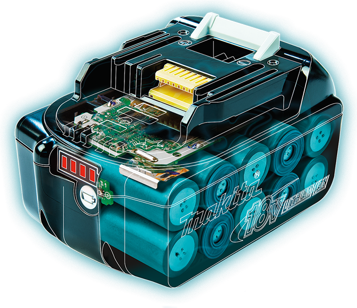 Обзор аккумуляторов Макита