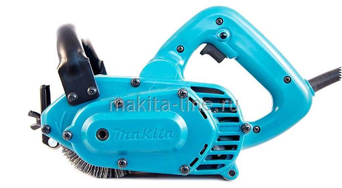 Брашировальная (щеточная) машина Макита