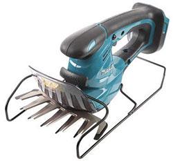 Аккумуляторные ножницы для травы Makita: возможность работы в любых условиях